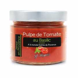 Pulpe tomate basilic 314