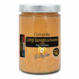 compote de coing sauvage 327 ml