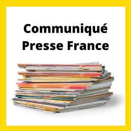 COMMUNIQUE PRESSE FRANCE 1er TRIMESTRE