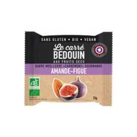 Le carré BEDOUIN Amande - Figue