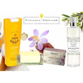 Provence 'Well-being' gift box