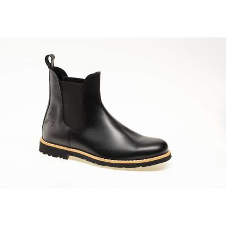 BIOU  low boots in genuine leather