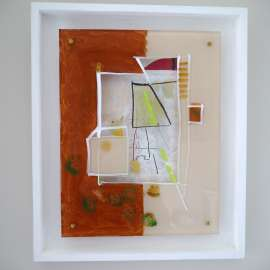 Small glass theater (Ochres 1 series)