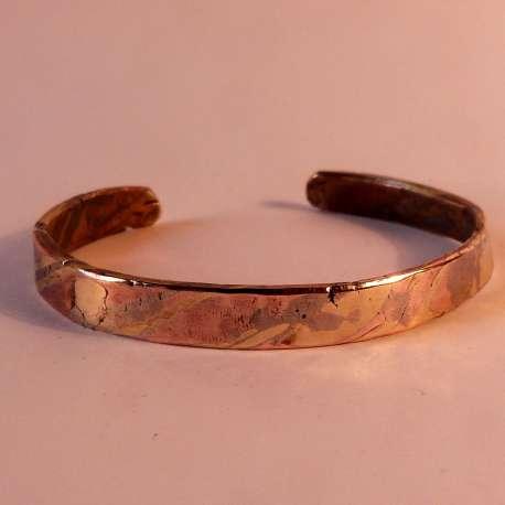 Mokumegane bracelet (C)