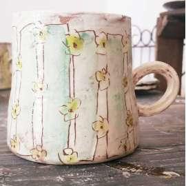 Craft mug - 5 decorations to choose