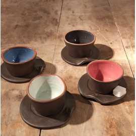 Tasses et sous-tasses Maison Cassar