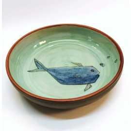 Plate collection '20,000 leagues under the sea '
