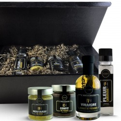 Gourmet boxes of Provencal specialties