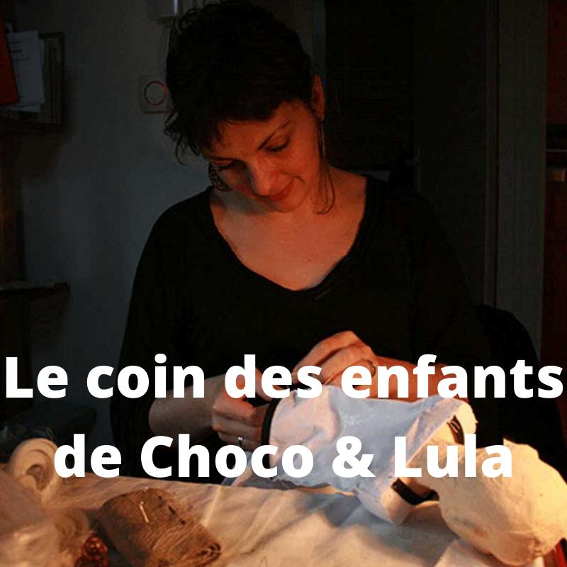 Juliette Berroteran Choco et Lula